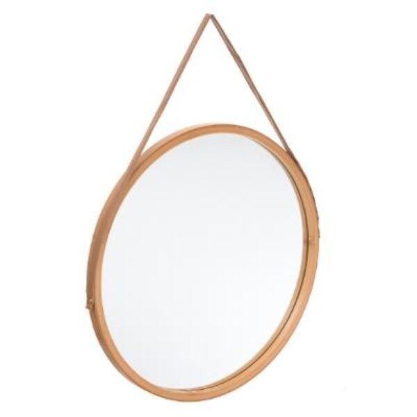 Miroir rond + anse SICELA