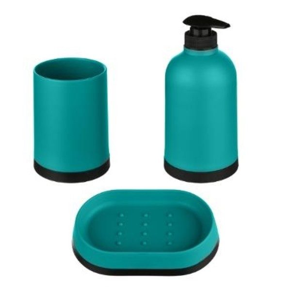 ACCESSOIRES SDB X3 TURQUOISE