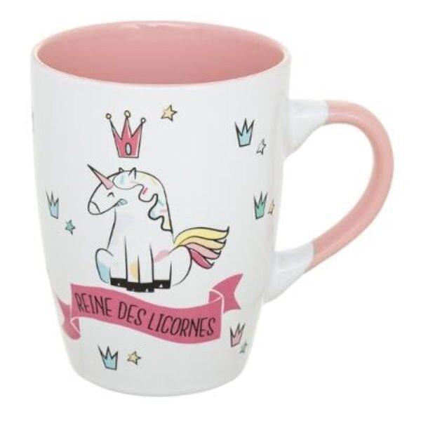 Mug fairy licorne 30cl