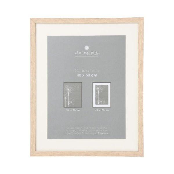 Cadre photo naturel 40x50 eva - ATM
