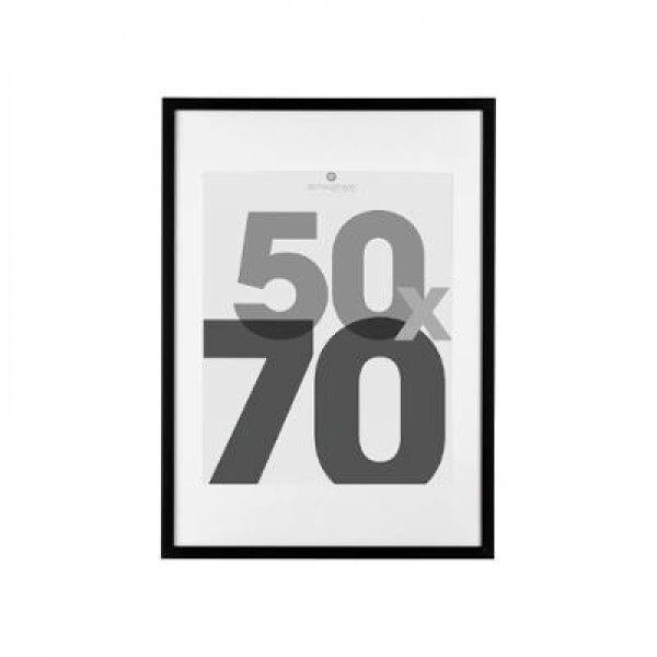 Cadre photo noir 50x70 eva - ATM
